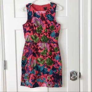 J.Crew Printed Cotton Dress